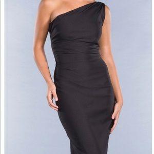 EUC Stop Staring dress